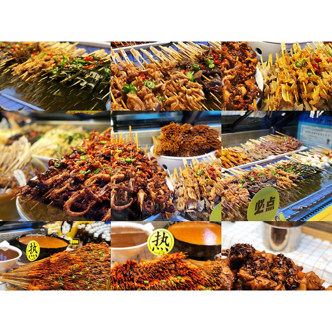 上海美食 | 玩儿串串,预热成都味道