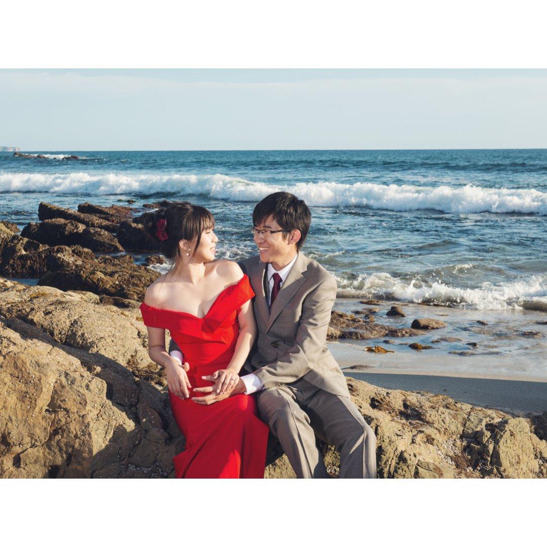 谁还没穿过红裙纸呢?!柔美性感红点...