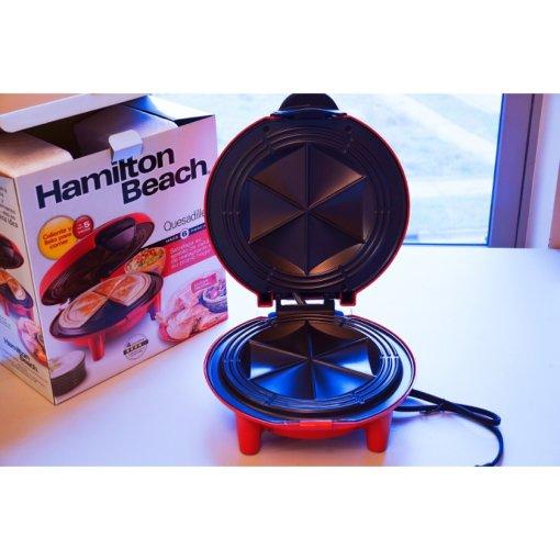 不到一刀的Hamilton Beach电饼铛
