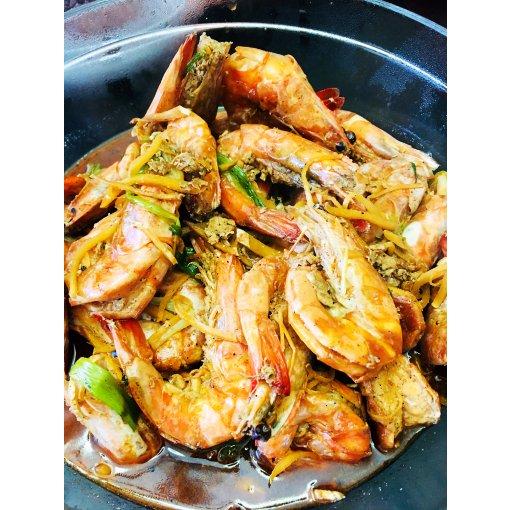 换季温补之油焖大虾🦐