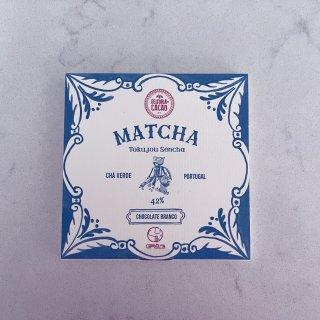 葡萄牙🇵🇹砖花巧克力 抹茶白巧味一生抢购...
