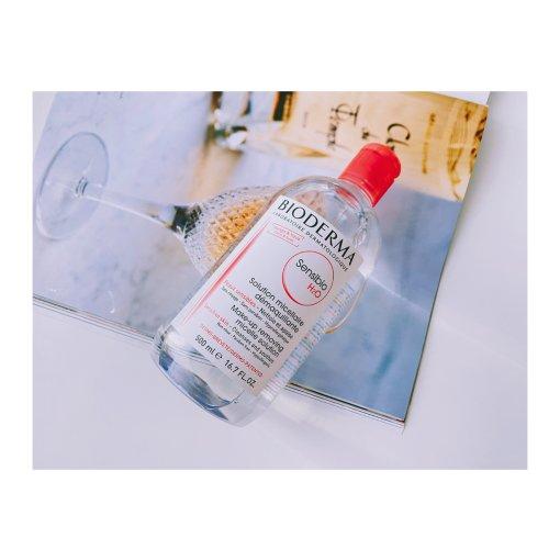 日常卸妆❤最爱の贝德玛卸妆水