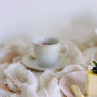 【周四下午茶】 |就爱这种小清新的味道,...