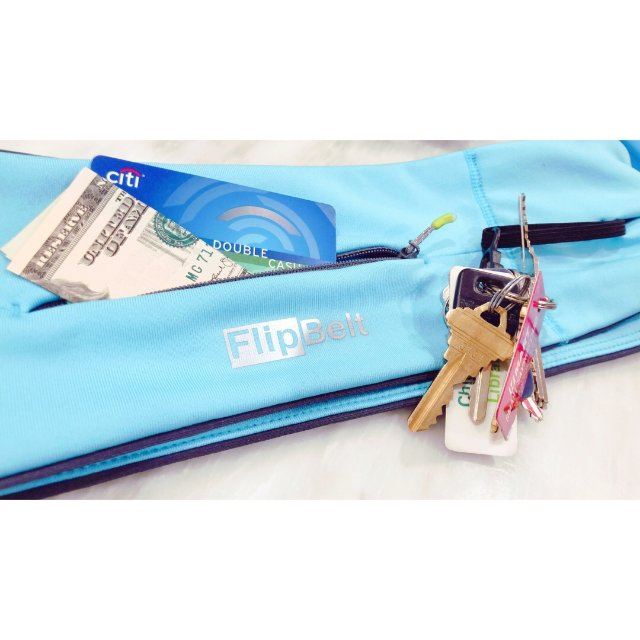 Flip belt- 一个能释放双...