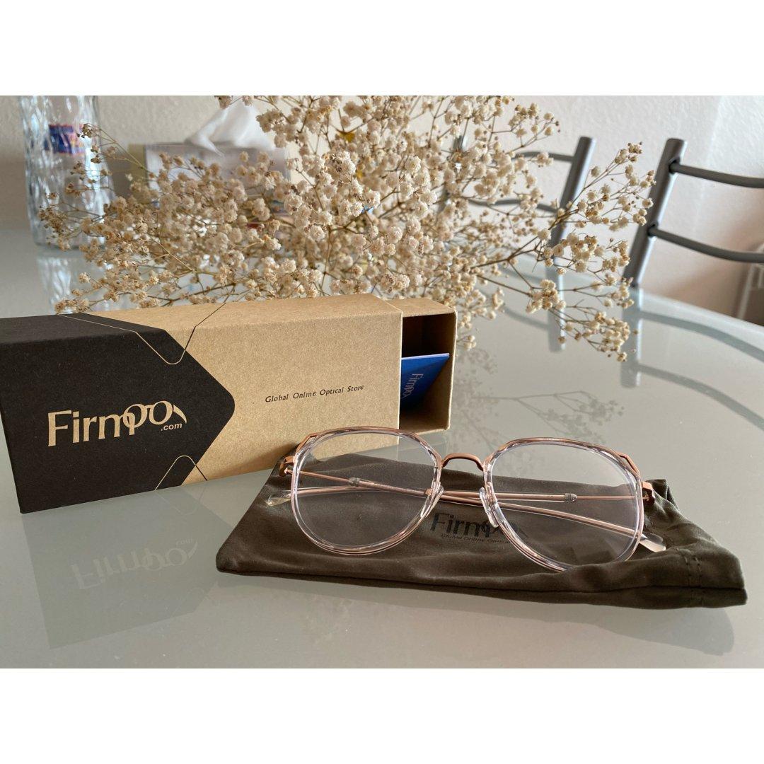 Firmoo眼镜:时尚舒适选它🤩