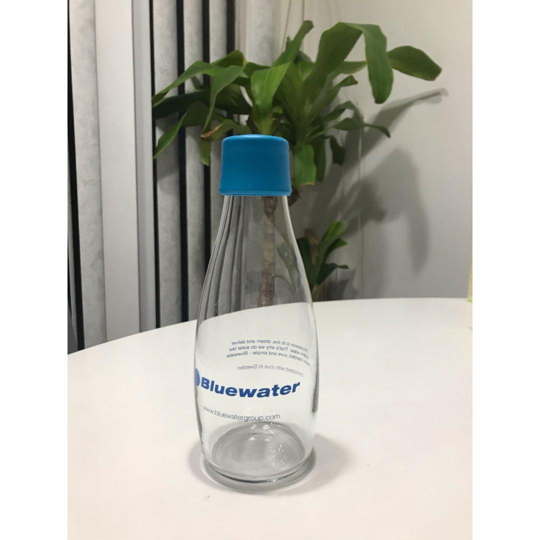 玻璃水瓶 Dealmoon送的情人...