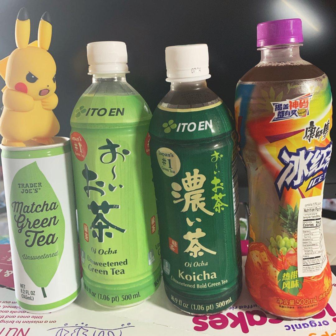 (◐‿◑)七夕零食推荐2⃣️:绿...