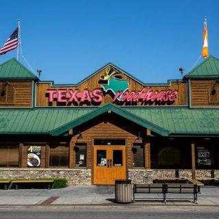 Texas Roadhouse的神仙餐前...
