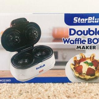 微众测 | 认真吃早餐-Starblue华夫饼厨具