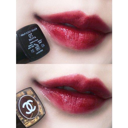 Chanel Coco Flash 70·行走的红宝石