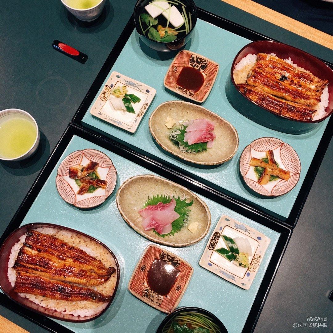 在京都吃米其林一星鳗鱼饭的故事 一...