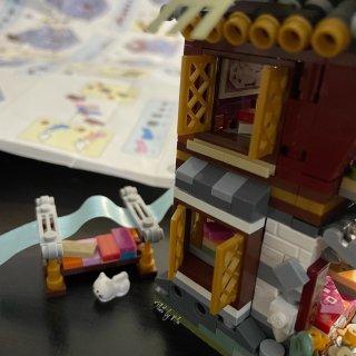 DIY|LOZ拼生活 · 綾羅綢緞棉布莊...