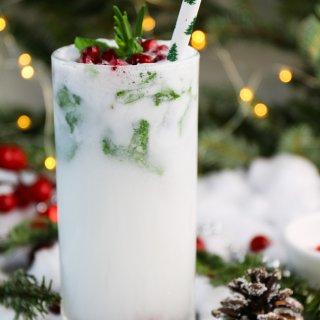 白色圣诞特饮|Christmas Moj...