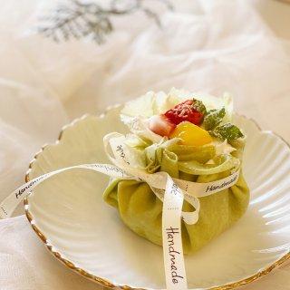 甜品DIY |吉祥如意福袋...