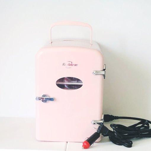 兑换商城好物分享 | 便携式复古冰箱
