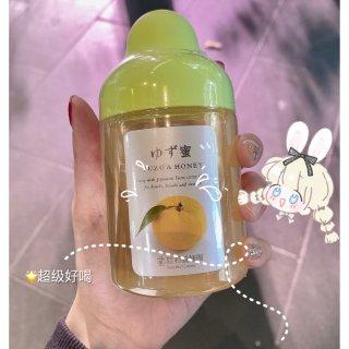 妈妈我超爱喝水💧干水神器杉养蜂园柚子蜜...