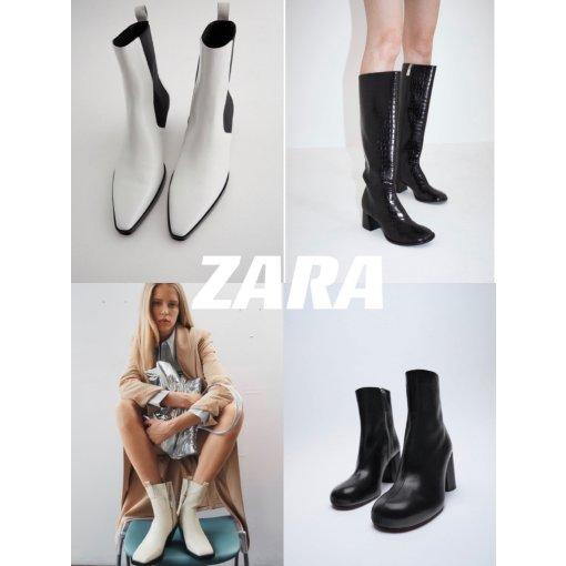 【Zara 年终折扣 清单🧾】鞋子篇