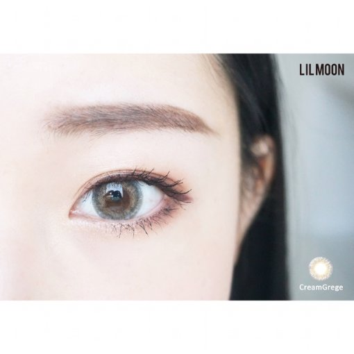 美瞳日记 LILMOON 1day & CreamGrege