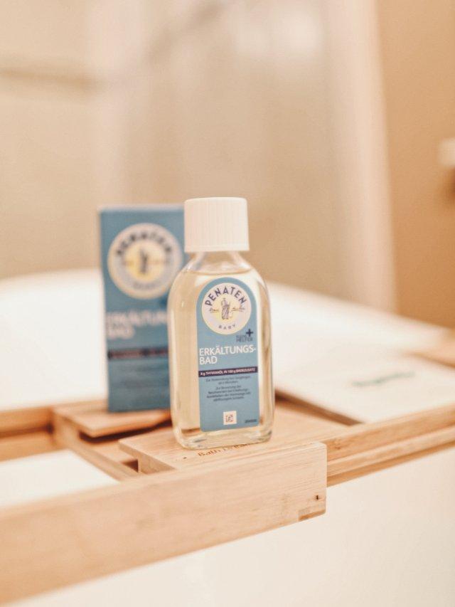 偶尔精致的泡澡🛀时光—预防感冒好物