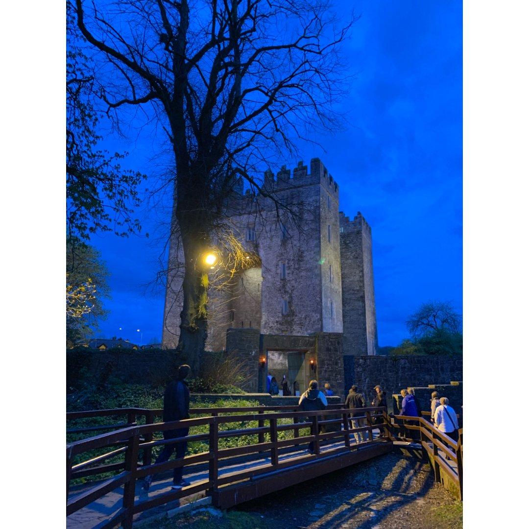 爱尔兰旅游景定推荐 超赞的中世纪文...