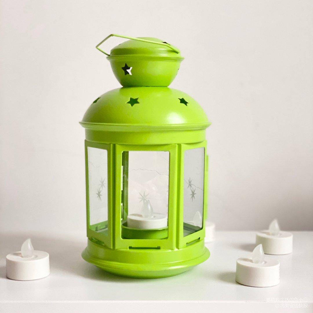 【2019黑五12】绿色的吊挂烛台