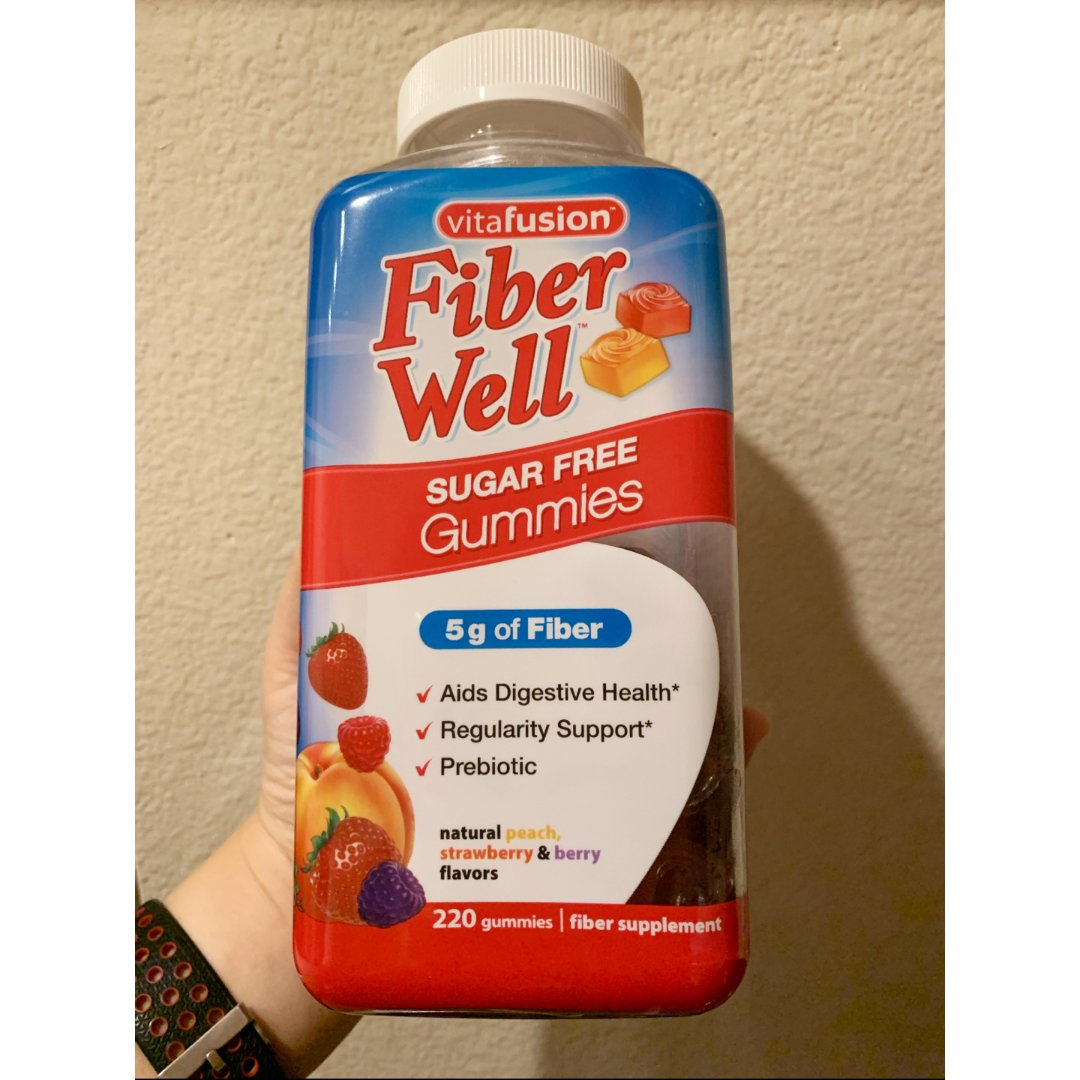 5-3 fiber well软糖