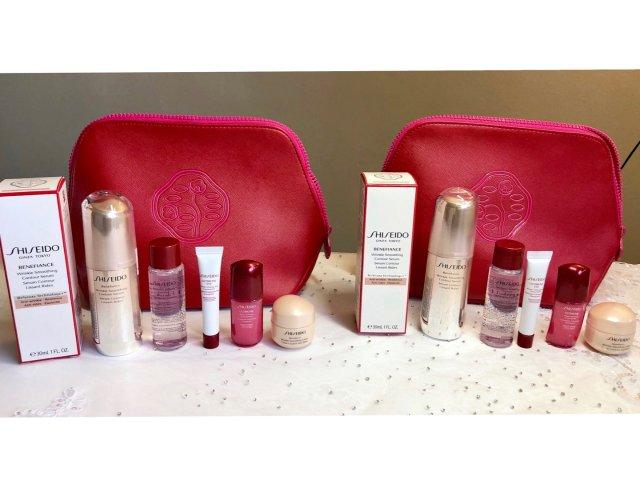 Shiseido 视黄醇抗皱6件套装