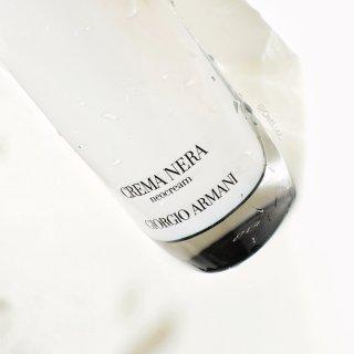 护肤新势力|阿玛尼黑曜石液体面霜