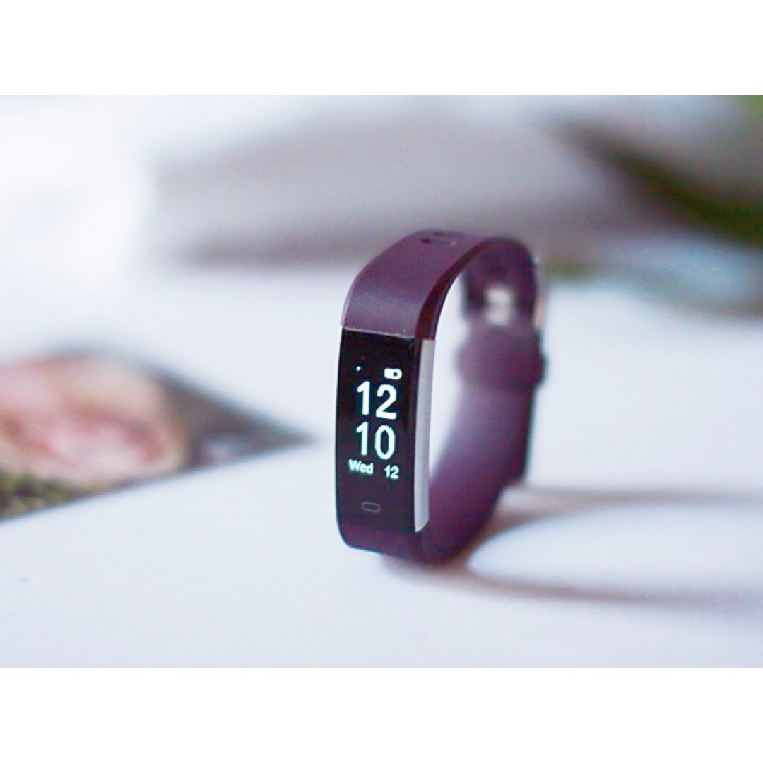 兼顾时尚和健康功能的运动手环⌚️🏃♀️
