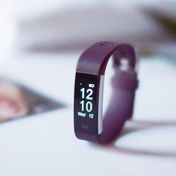 今天跟大家分享一款叫LETSCOM的运动手环,我的健身...
