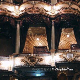 伦敦必须看的音乐剧Hamilton...