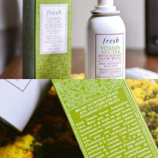 护肤分享|Fresh|抗氧化爽肤水|维他...