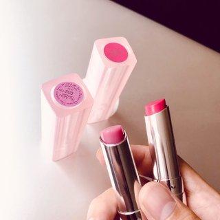 分享给深唇色妹子的Dior变色唇膏—00...