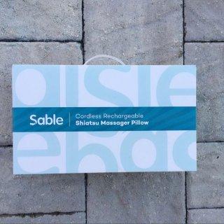 """给你最舒适的""""陪伴"""",Sable多功能无线可加热按摩仪实测!"""