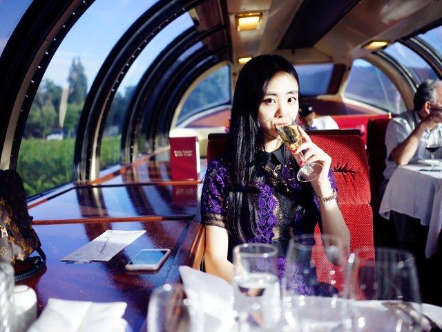 Napa Wine Train  ...