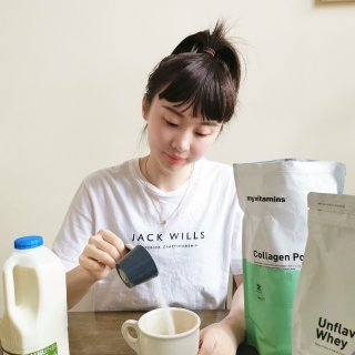 MyVitamins,Tesco,Jack Wills,蛋白粉品牌,牛奶选organic,他家T恤值得一直买 棉感超级舒适