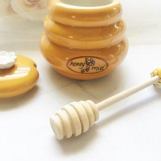 为什么要用蜂蜜棒呀?...
