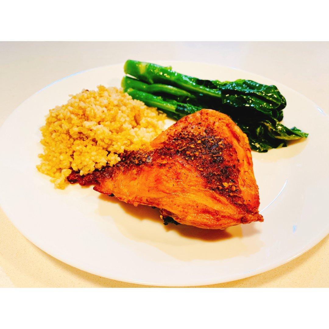 美食|今晚吃鸡🐔烤鸡排