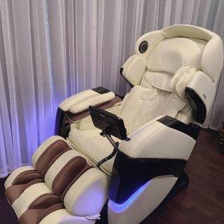 新入的Osaki按摩椅,享受!...