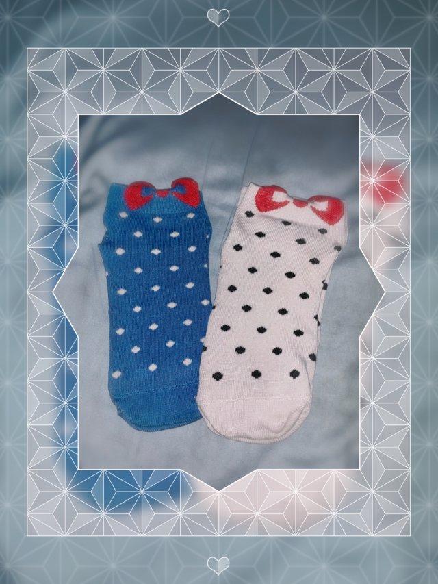 可爱棉袜!