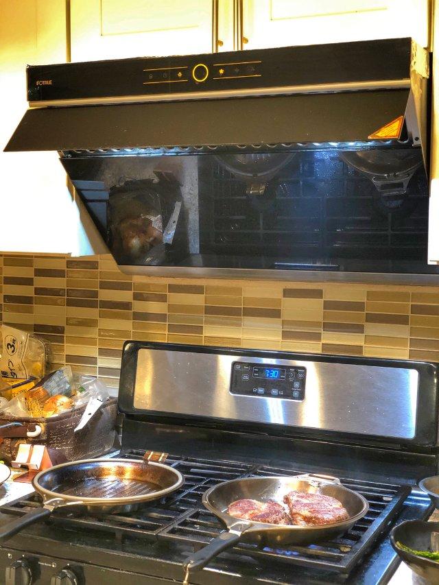 方太抽油煙機,廚房瞬間高級了