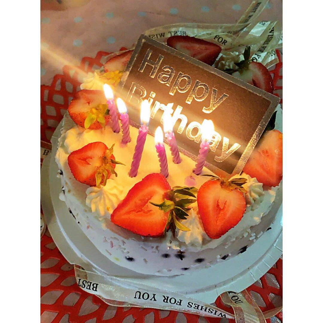 我要做甜品   🍓草莓生日蛋糕🎂用...