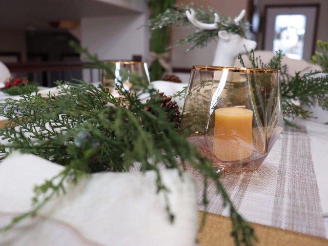 ✨圣诞装饰 |餐桌布置✨