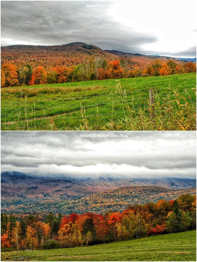Vermont赏枫不完全路线   ...