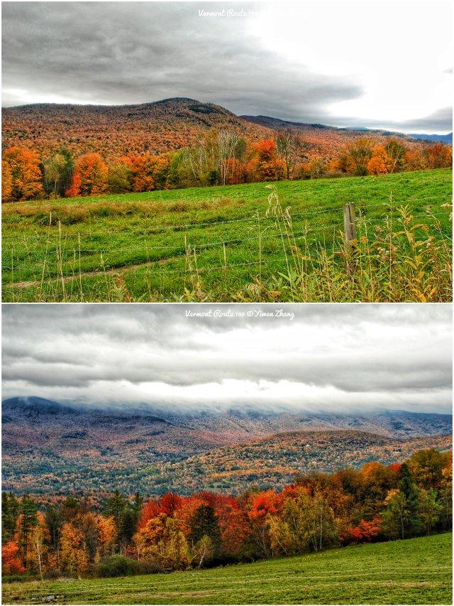 Vermont赏枫不完全路线 | ...