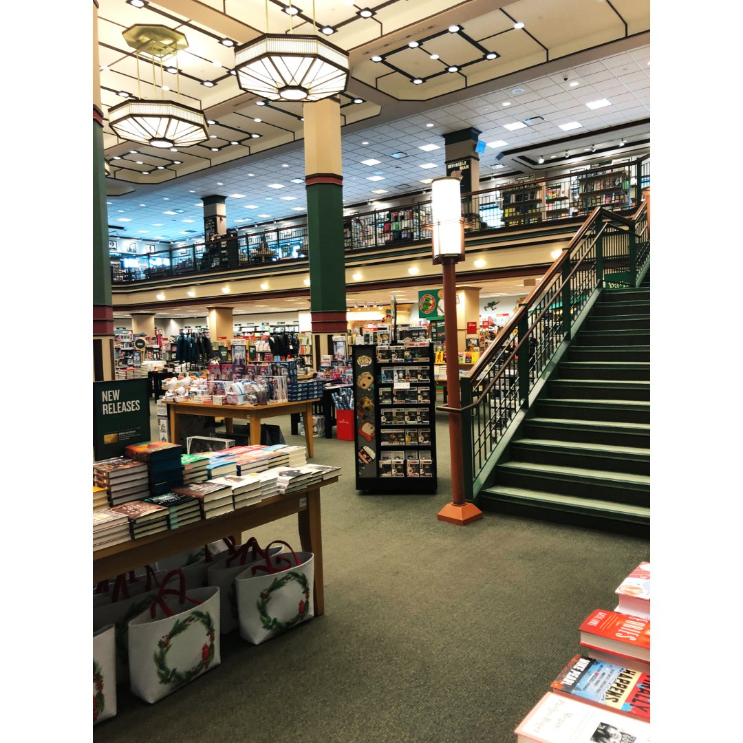 你不知道的Barnes&Noble