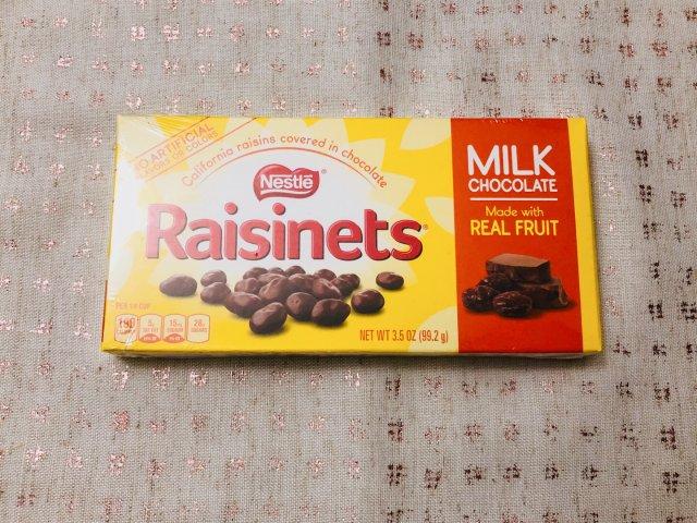 香浓好吃的巧克力葡萄干