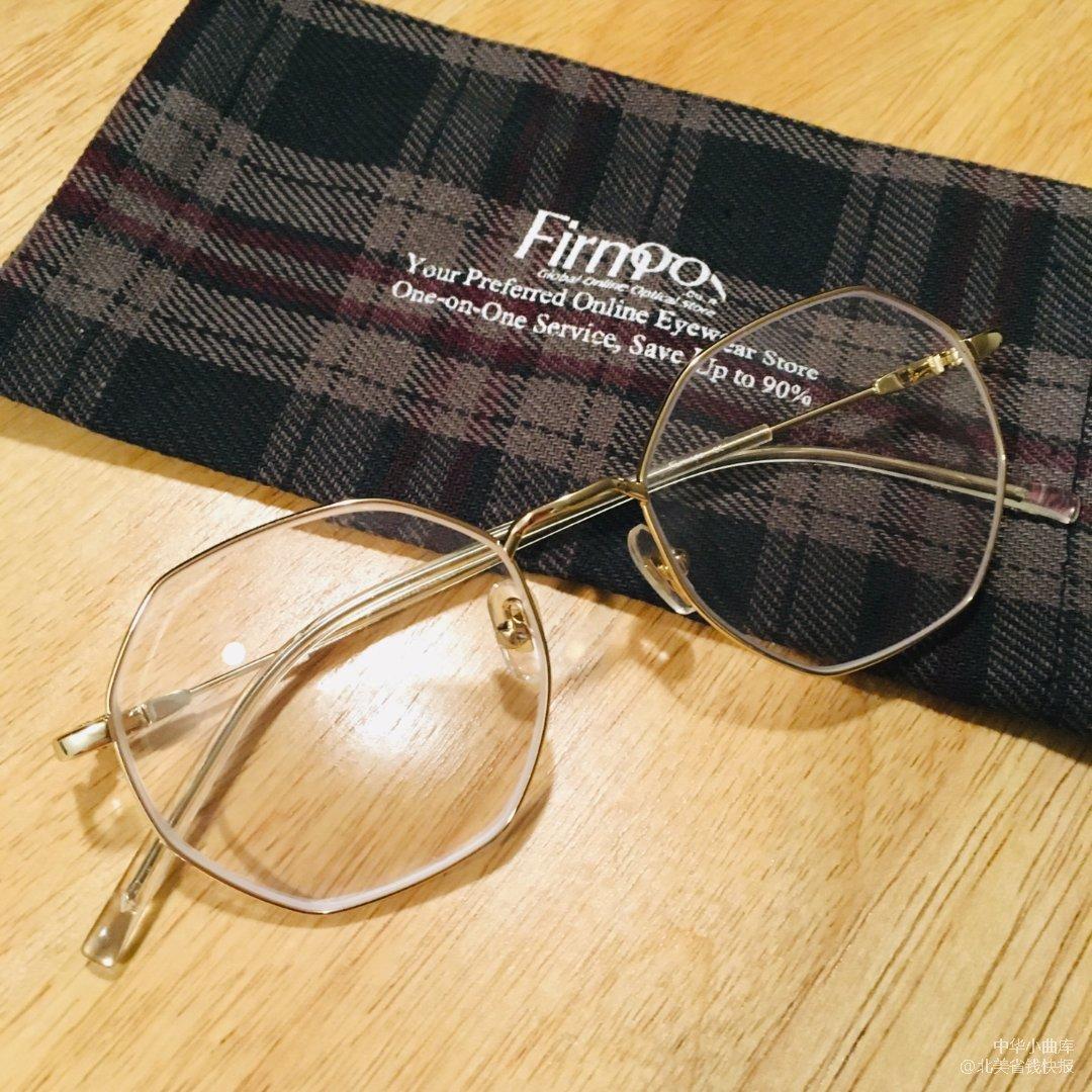 微众测报告✔️Firmoo眼镜