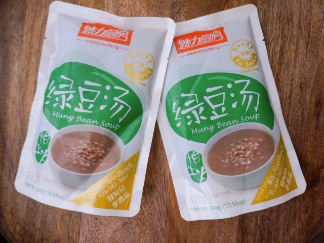 「速食推荐」即食绿豆汤