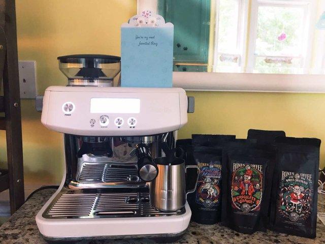 灵魂咖啡师
